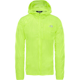 The North Face M's Flight RKT Jacket Dayglo Yellow